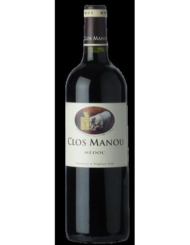 CLOS MANOU MÉDOC 2013