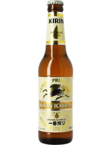 KIRIN ICHIBAN BIÈRE JAPONAISE 33 CL