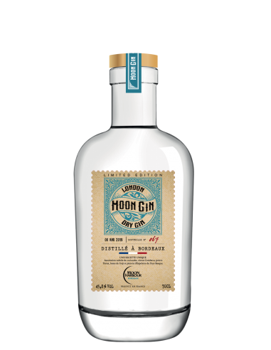 MOON HARBOUR MOON GIN LONDON DRY
