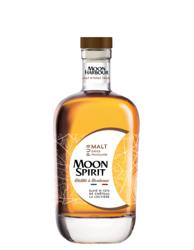 MOON HARBOUR MOON SPIRIT WHISKY ÉLEVÉ...