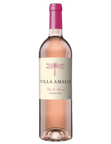VILLA AMALIA VIN DE FRANCE ROSÉ 2019
