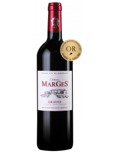 CHÂTEAU MARGES GRAVES ROUGE...
